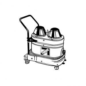 Aspirateur Vortex-200 de EDCO (200 CFM)