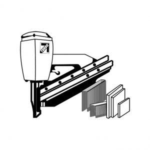 Brocheuse électrique meuble et sous-tapis