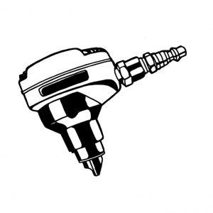 Cloueuse à paume pour plancher à l'air (Powernail)
