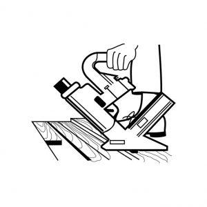 Cloueuse à plancher de bois franc manuel