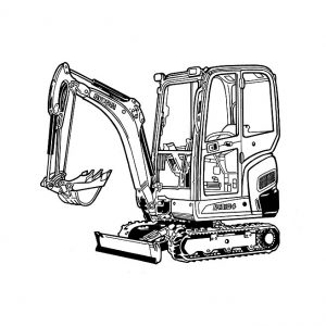 Excavatrice Kubota KX018-4