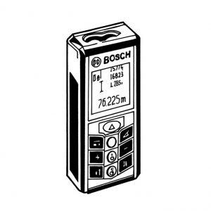 Télémètre Laser GLM80