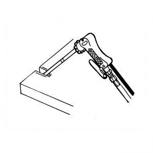 Chalumeau à couper exothermique