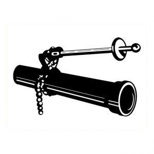 Coupe tuyau de fonte