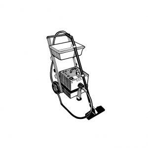 Nettoyeur à Vapeur VAPORLUX 5000 PRO