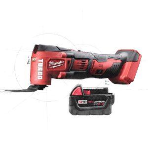 Outil oscillant à batterie 18 volts
