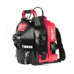 Fichoir 12″ sac à dos à batterie 18 volts
